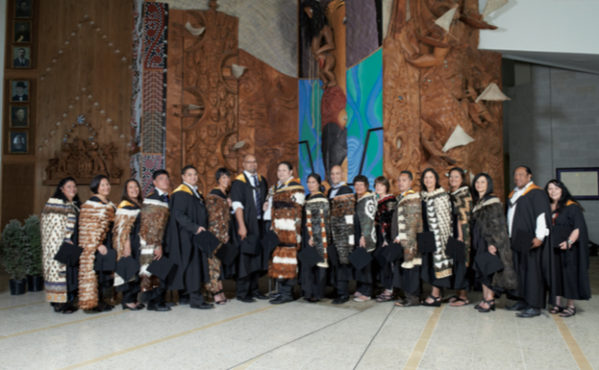 Waikato graduation