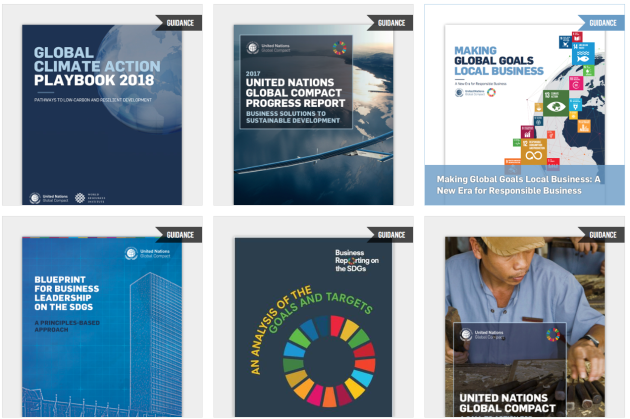 Resources for business on the sustainable development goals from the as we are now two years into the sustainable development goals there are a growing number of resources and tools to help businesses engage in working malvernweather Choice Image